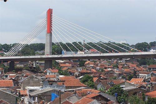 10 jembatan terpanjang di indonesia
